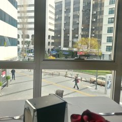 Ismira Hotel балкон
