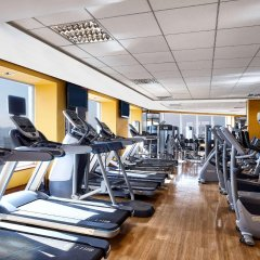Отель Hilton Sao Paulo Morumbi фитнесс-зал