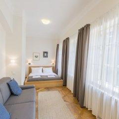Апартаменты Bohemia Apartments Prague Centre комната для гостей фото 30