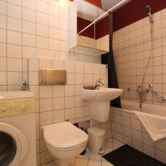 Апартаменты Boutique Apartments Leipzig ванная