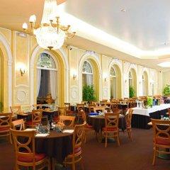 Отель Hôtel Vacances Bleues Le Royal Франция, Ницца - 4 отзыва об отеле, цены и фото номеров - забронировать отель Hôtel Vacances Bleues Le Royal онлайн питание фото 3