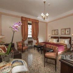 Отель Nord Nuova Roma 3* Улучшенный номер с различными типами кроватей фото 5