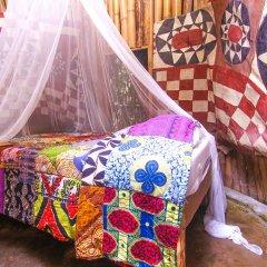 Отель Great Huts Ямайка, Порт Антонио - отзывы, цены и фото номеров - забронировать отель Great Huts онлайн комната для гостей фото 5