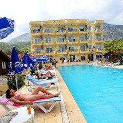 Imeros Hotel бассейн фото 2