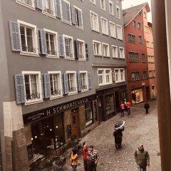 Отель Zürich Niederdorf - Grossmünster Швейцария, Цюрих - отзывы, цены и фото номеров - забронировать отель Zürich Niederdorf - Grossmünster онлайн фото 2