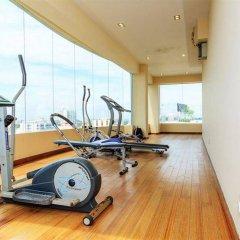 Отель Supun Arcade Residency фитнесс-зал фото 3