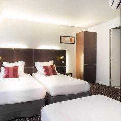 Отель le 55 Montparnasse Hôtel Париж комната для гостей фото 4