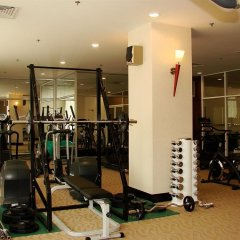 Отель Somerset Chancellor Court Ho Chi Minh City фитнесс-зал фото 2