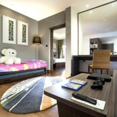 Отель Novotel Phuket Karon Beach Resort and Spa интерьер отеля фото 2