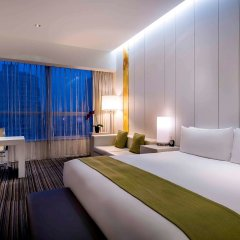 Grand Mercure Shanghai Century Park Hotel комната для гостей фото 5