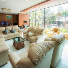 Апартаменты Laemtong Service Apartment интерьер отеля фото 3