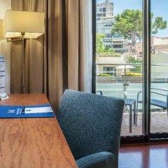 Отель Isla Mallorca & Spa 4* Стандартный номер с двуспальной кроватью фото 8