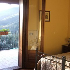 Отель Agriturismo I Moresani Казаль-Велино комната для гостей фото 2
