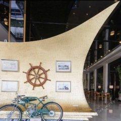 Отель Shenzhen Marina Club Шэньчжэнь спортивное сооружение