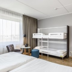 Отель Park Inn by Radisson Stockholm Solna Швеция, Солна - отзывы, цены и фото номеров - забронировать отель Park Inn by Radisson Stockholm Solna онлайн комната для гостей фото 3