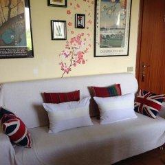 Отель Appartamento Cascina Colombaia Базильо комната для гостей фото 2