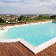 Отель Villa Coralia Озимо бассейн фото 3