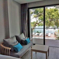 Отель The Lake Chalong Resort комната для гостей фото 2