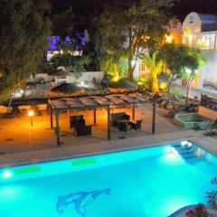 Отель Drossos Греция, Остров Санторини - отзывы, цены и фото номеров - забронировать отель Drossos онлайн бассейн