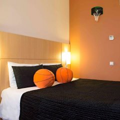 Отель Ibis Kaunas Centre Литва, Каунас - 9 отзывов об отеле, цены и фото номеров - забронировать отель Ibis Kaunas Centre онлайн комната для гостей фото 3