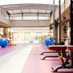 Отель Hilton Madrid Airport Мадрид фитнесс-зал фото 3