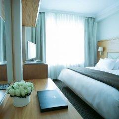 Гостиница Милан 4* Стандартный номер с разными типами кроватей фото 6