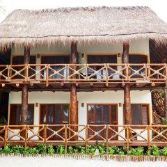 Отель Villas HM Paraíso del Mar Мексика, Остров Ольбокс - отзывы, цены и фото номеров - забронировать отель Villas HM Paraíso del Mar онлайн бассейн фото 2
