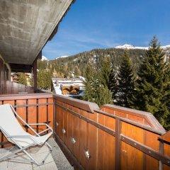 Hotel Alpina Пинцоло балкон
