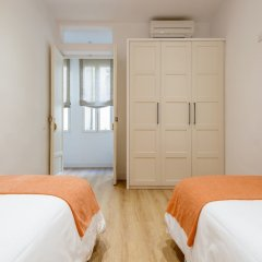 Отель Apartamento Puerta del Sol VI Испания, Мадрид - отзывы, цены и фото номеров - забронировать отель Apartamento Puerta del Sol VI онлайн комната для гостей