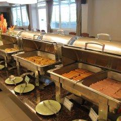 Отель Golden Jade Suvarnabhumi Таиланд, Бангкок - 1 отзыв об отеле, цены и фото номеров - забронировать отель Golden Jade Suvarnabhumi онлайн питание фото 3