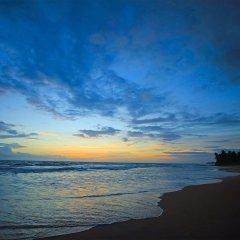 Отель Saffron & Blue - an elite haven Шри-Ланка, Косгода - отзывы, цены и фото номеров - забронировать отель Saffron & Blue - an elite haven онлайн пляж