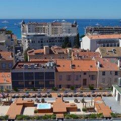 Отель BEST WESTERN Le Patio des Artistes Франция, Канны - 1 отзыв об отеле, цены и фото номеров - забронировать отель BEST WESTERN Le Patio des Artistes онлайн пляж