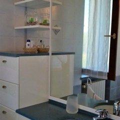 Отель Moglialunga Bed and Breakfast Сан-Мартино-Сиккомарио ванная