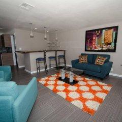 Отель Aruba Hotel and Spa США, Лас-Вегас - отзывы, цены и фото номеров - забронировать отель Aruba Hotel and Spa онлайн комната для гостей фото 5