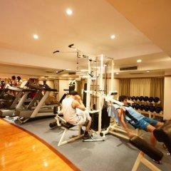 Bangkok Palace Hotel фитнесс-зал фото 4