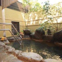 Отель Ryokan Miyukiya Япония, Беппу - отзывы, цены и фото номеров - забронировать отель Ryokan Miyukiya онлайн бассейн фото 3