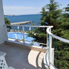 Отель Peter Hotel Болгария, Равда - отзывы, цены и фото номеров - забронировать отель Peter Hotel онлайн балкон