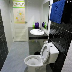 Отель Td Bangkok Бангкок ванная