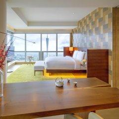 Отель Park Hyatt Guangzhou в номере