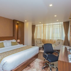 Отель Yatri Suites and Spa, Kathmandu Непал, Катманду - отзывы, цены и фото номеров - забронировать отель Yatri Suites and Spa, Kathmandu онлайн комната для гостей фото 4