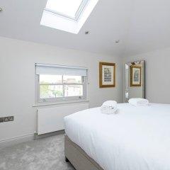 Отель Bright 1BR flat in West London Великобритания, Лондон - отзывы, цены и фото номеров - забронировать отель Bright 1BR flat in West London онлайн комната для гостей фото 5