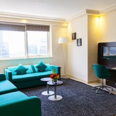 Отель Pearl Park Inn комната для гостей фото 4