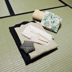 Nishiki Onsen Hotel Kurion Дайсен удобства в номере