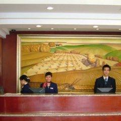 Hanting Hotel Shenzhen Wanxiang City Шэньчжэнь интерьер отеля