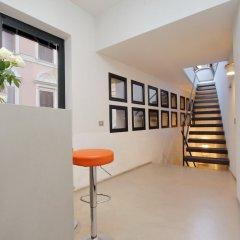 Отель Urben Suites Apartment Design Италия, Рим - 1 отзыв об отеле, цены и фото номеров - забронировать отель Urben Suites Apartment Design онлайн интерьер отеля фото 3
