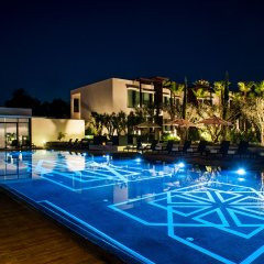 Отель Villa Diyafa Boutique Hôtel & Spa Марокко, Рабат - отзывы, цены и фото номеров - забронировать отель Villa Diyafa Boutique Hôtel & Spa онлайн бассейн фото 2