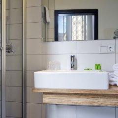 Отель Gideon Hotel Германия, Нюрнберг - отзывы, цены и фото номеров - забронировать отель Gideon Hotel онлайн ванная