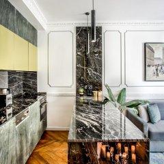 Отель Luxury 2 bedroom 2.5 bathroom Louvre Франция, Париж - отзывы, цены и фото номеров - забронировать отель Luxury 2 bedroom 2.5 bathroom Louvre онлайн фото 27