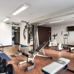 Отель NH Utrecht фитнесс-зал