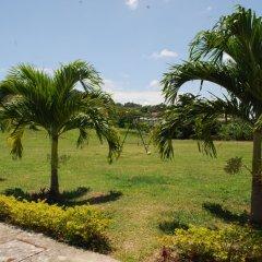 Отель Palm View At The Emerald Estate Gated Ямайка, Монастырь - отзывы, цены и фото номеров - забронировать отель Palm View At The Emerald Estate Gated онлайн приотельная территория фото 2